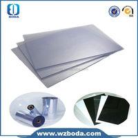 PVC plastic sheet in rolls