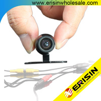 Erisin ES580 2015 New 170 Degree View Angle Color CCD Car Rear Camera
