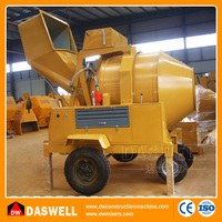 Daswell tractor mounted diesel engine portable cement mixer parts