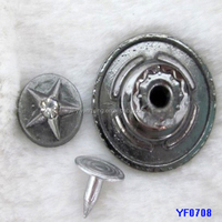 ring snap fastener,plastic snap fasteners/buttons,jeans snap fastener