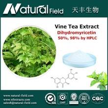 National grade R&Dcernter guided vine tea extract dihydromyricetin