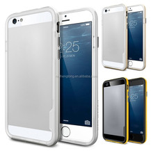 Hot sell super thin sgp neo hybrid frame phone case cover for iphone 6