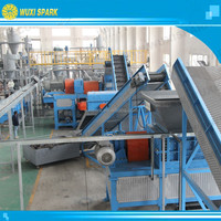 High Quality Scrap Tyre Recycling Machine in Tire Recycling Plant in low price