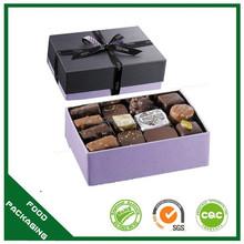 popular lovery handmade chocolate package