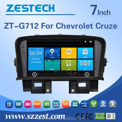car radio with sim card for CHEVROLET CRUZ car stereo with CE EMC LVD FCC
