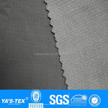 fashionable plain dyed woven 92 polyester 8 spandex fabric jacquard elastic fabric