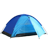 dome tent with canopy ( camping tent )