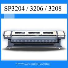 fast speed flex banner printer with Spectra Polaris 512 head