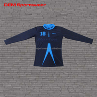 Eco-friendly italy ink sublimated tight fit sport t shirts