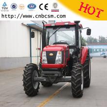Muy popular jardín / granja fuerte potencia del tractor con gran capacidad multifuncional tractor
