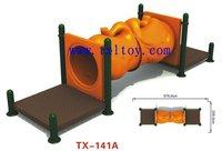 kids outdoor play tunnel TX-141A outdoor equipment /indoor funiture
