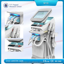 2015 Hair removal! popular hair removal super ipl beauty machine--M18(new model)