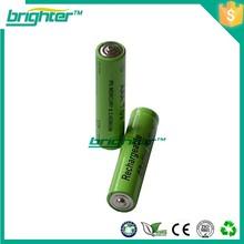Alcaline batterie rechargeable avec le meilleur prix pour torche lumière