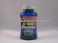 1000mg Tablets Pharmaceutical Vitamin c