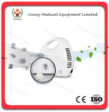 SY-J005 High Perfomance Air Compressed nebulizer/atomizer nebulizer machine price