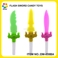 Plastic Candy Toys Sword