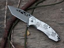 OEM custom Folding Knife/Custom Handmade Folding Pocket Knife/ liner lock folding knife