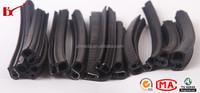 molded extrusion epdm door rubber seal strip, epdm profile