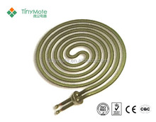 home appliance part of coil copper heating tube