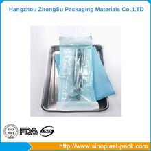 New design medical sterilization plastic packaging film
