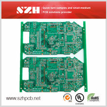 Electronic PCB design mother board pcb for computer