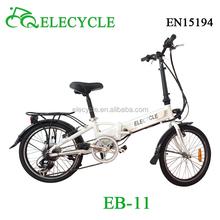 48v ebike folding electric bike/folding bike electric/electric bike folding for sale disc/v brake samsung battery BAfun motor