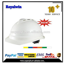 2015 new industrial custom safety helmet
