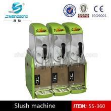 3 bowl Frozen slush drink machine SS-360