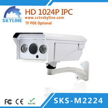 2015 New Arrival HD 2 Megapixel ip camera with support POE