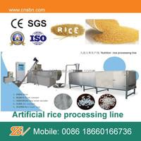 Saibainuo Artificial Nutritional Rice Machinery