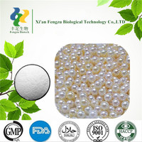 Top Quality Water Soluble High quality pure pearl powder, pearl powder food grade, skin whitening pearl powder