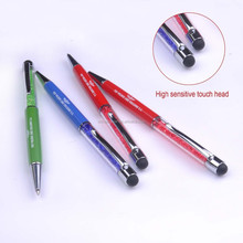 Hot selling metal rhinestone stylus pen