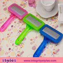 New Arrived Promotional Fashion Pet Grooming Hair Removal Brush