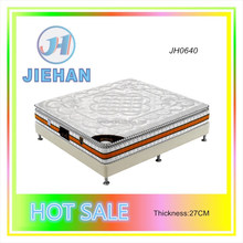 2015 hot sale super soft spring mattress price in pakistan
