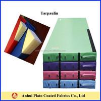 waterproof 100% polyester waterproof Heavy Duty Canvas Tarp for Bags