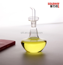 125/250/500/1000ml glass oil cruet