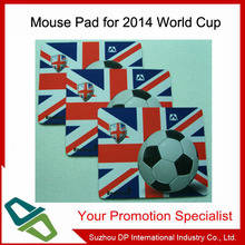 Mouse pad for world cup 2014 promotion gifts