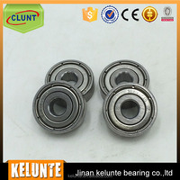 Stainless steel bearing S626z miniature deep groove ball bearing 626z 6x19x6