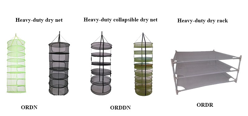 all type dry net