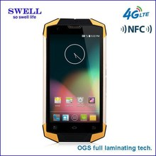SWELL 5.0inch Qualcomm rugged phone waterproof IP68 cell phone Rugged mobile phone 4G New arriving X9