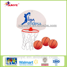 Customized basketball games mini basketball hoop