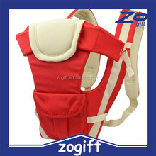 ZOGIFT Soft cotton baby carrier, popular baby carrier backpack, baby sling carrier for whole sale