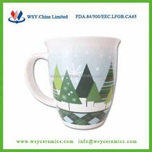 personalized ceramic cheap blank sublimation coffee mug