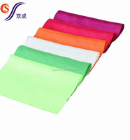 Microfiber chamois cleaning cloth