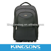 "20% Off New Design 15.6"" Laptop Trolley Backpack Business Bag K8380W"