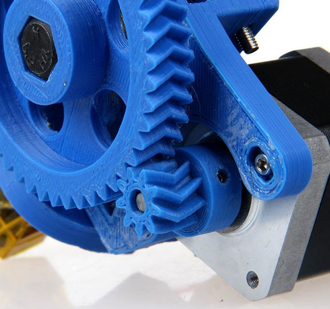 Wholesale 3d printer assembled j head extruder with for Print head stepper motor