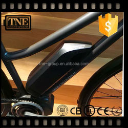2 year warranty! Japan OEM factory bottle/tube Black water bottle 36v 10.4ah electric bike bottle battery
