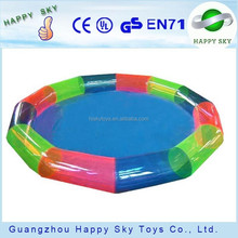 Competitive price adult size inflatable pool, inflatable pool slide,inflatable pool float