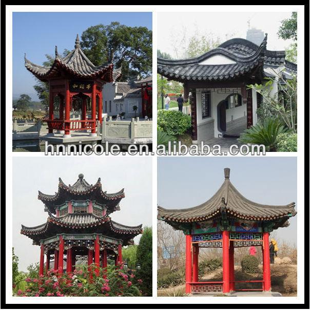 traditional handmade chinese pergola roof tiles buy chinese