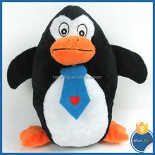 Promotion Lovely Doll Black Penguin Soft Toys Stuffed Penguin